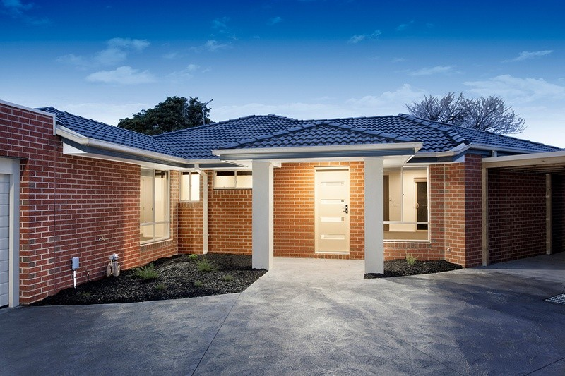 Single storey Twohig Court, Dandenong North - Back Unit Dual Occupancy by KGN Homes