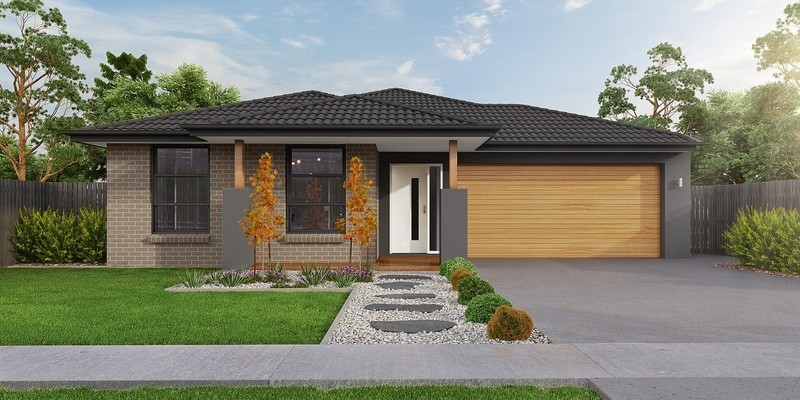 Single storey Juliette House by True Value Homes