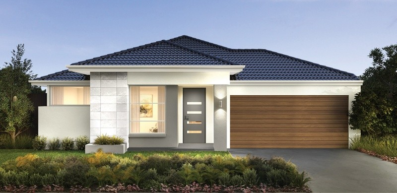Single storey Aria 28 House by Aston Homes
