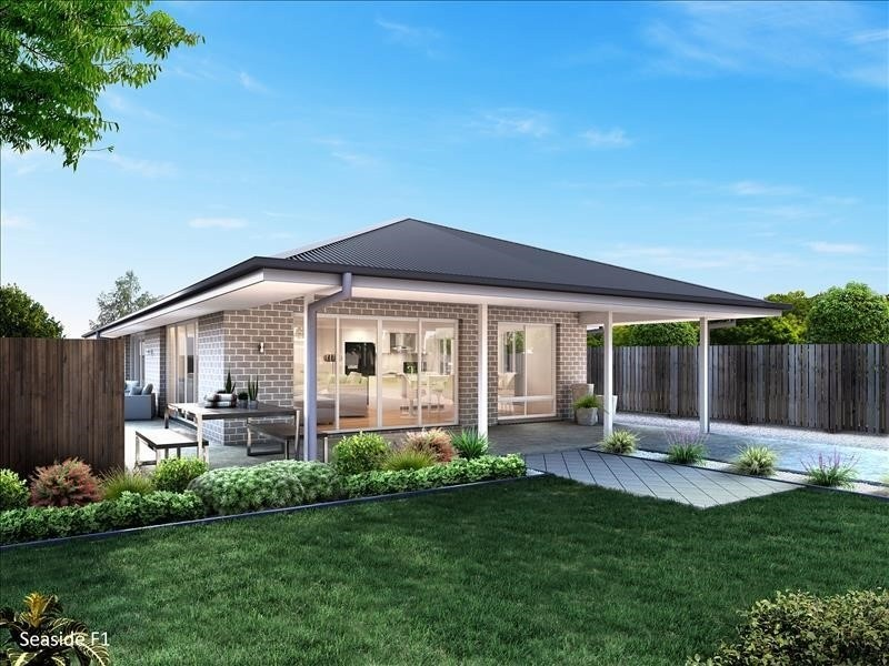 Single storey Seaside 160 - F1 House by Integrity New Homes