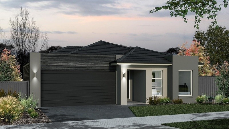 Single storey Display Home House by U Homes