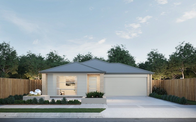 4 beds, 2 baths, 2 cars, 27.70 square facade