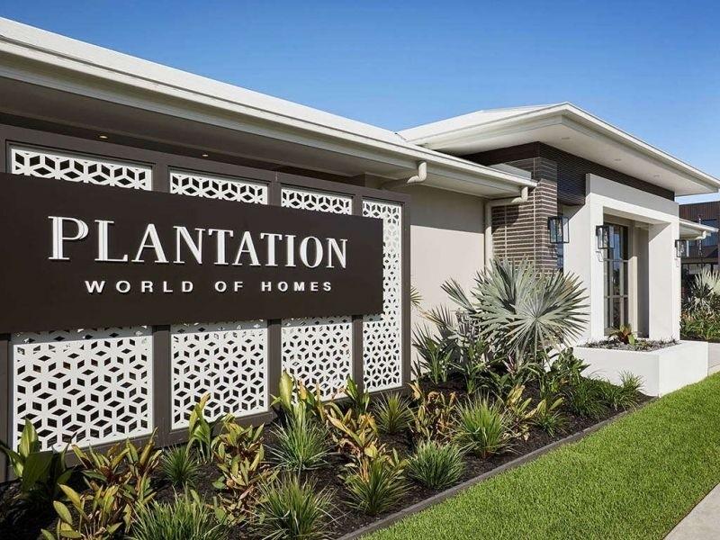 home design by Plantation Homes
