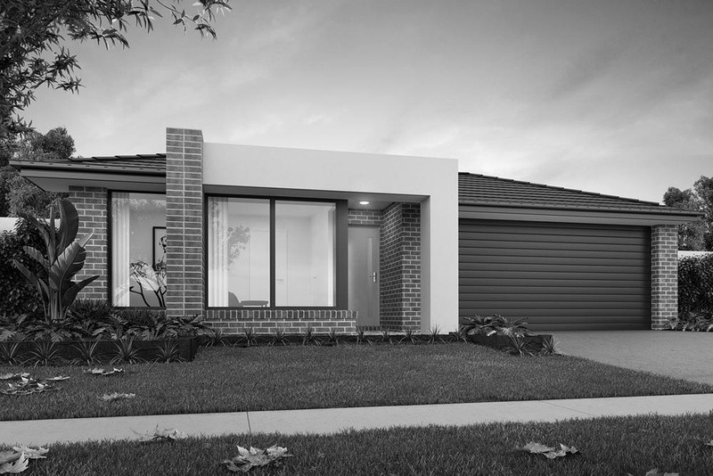 Single storey George 23 House by First-Place