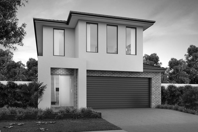 Double storey Lewis 26 House by First-Place