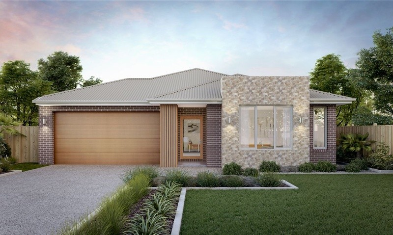 Main photo of Zenith home design by SJD Homes