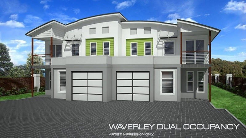 Double storey Waverly Dual Occupancy Dual Occupancy by Tullipan Homes
