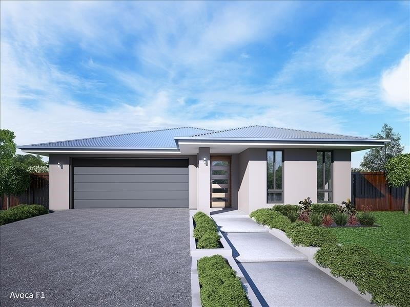 Single storey Avoca 205 - F1 House by Integrity New Homes