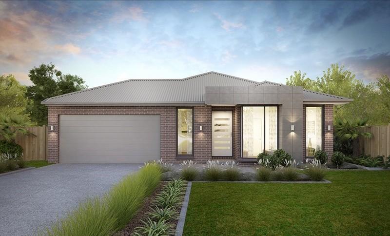 Single storey Penrose House by SJD Homes