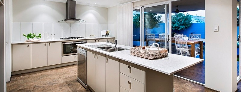 Single storey The Latrobe House by Commodore Homes