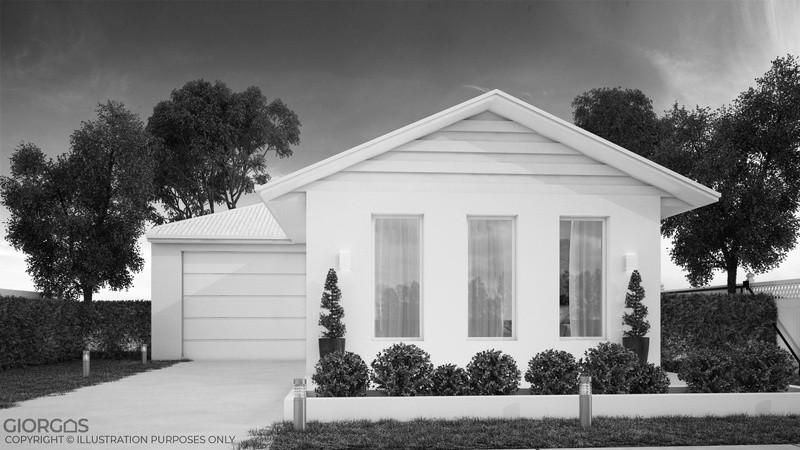Single storey Hebe House by GIORGOS™