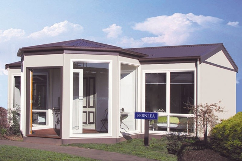 Single storey Fernlea Granny Flat by Premier Homes