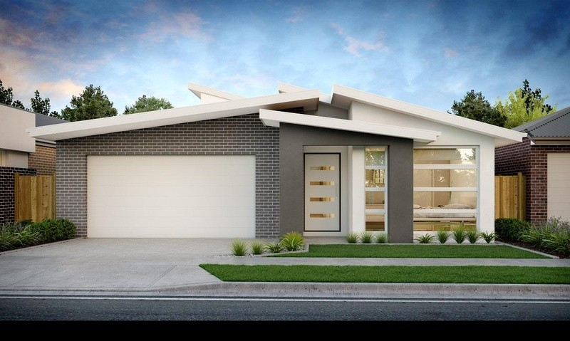 Single storey Contemporary House by SJD Homes