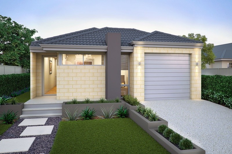 Single storey The Chandler House by Smooth Start