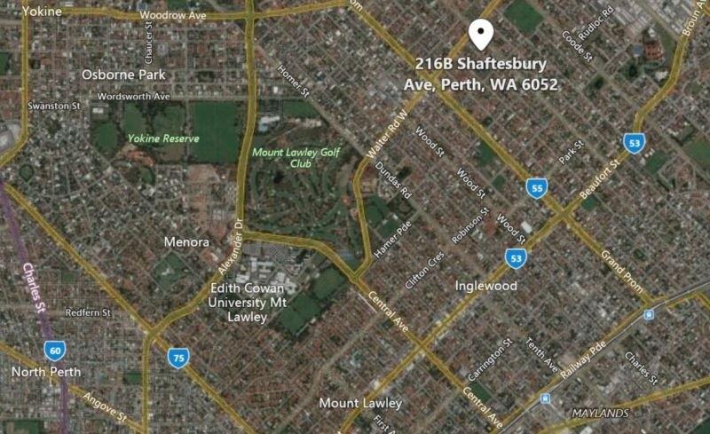 Photo of Lot 578/216B Shaftesbury Avenue, Bedford WA 6052 Australia