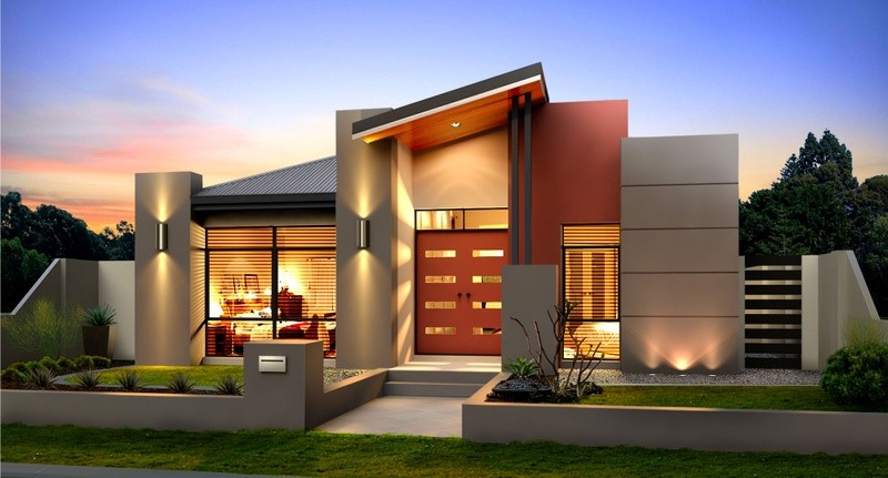 Single storey Endeavour Metro House by Great Living Homes
