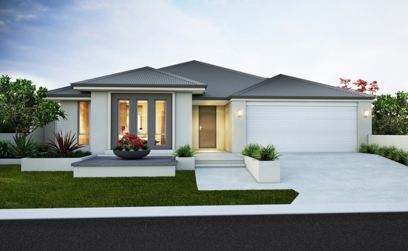 Single storey Clarion House by Celebration Homes