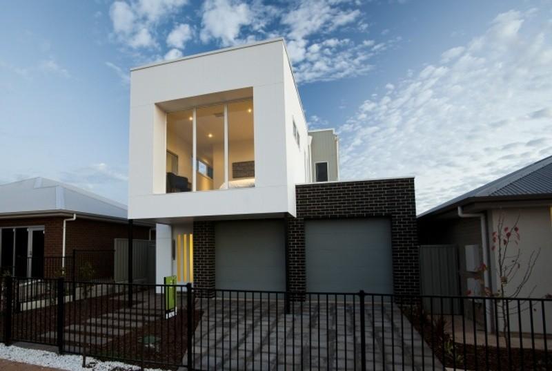Double storey Mosman House by Rivergum Homes SA