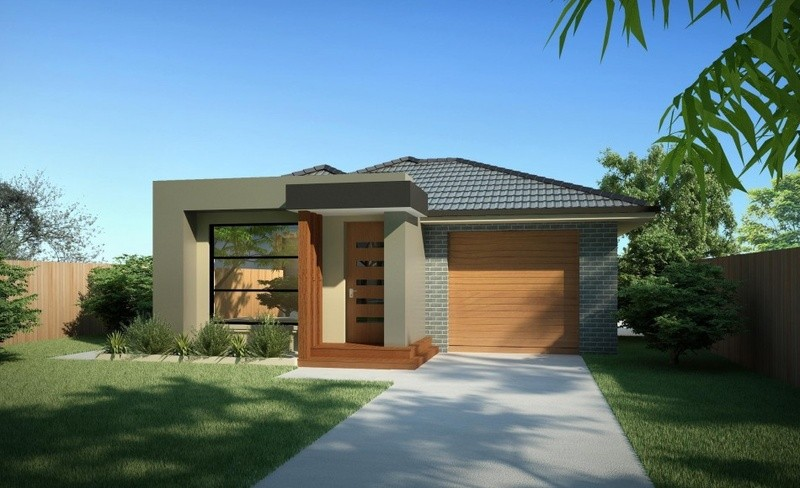 Single storey Albany House by Cavalier Homes