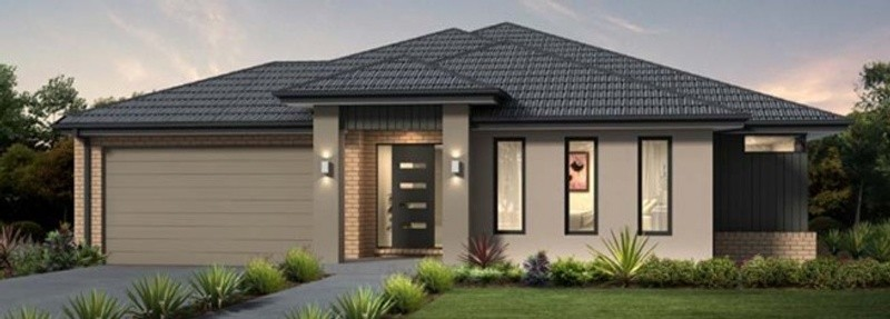 Single storey Franklin 329 House by Fairhaven Homes