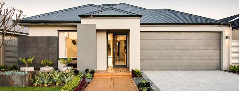 Single storey The Worthington House by Commodore Homes