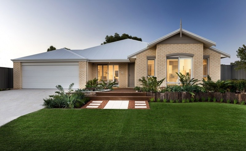 Single storey Paterson House by Celebration Homes