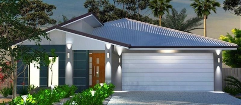 Single storey Avalon 206 House by Jazz Homes