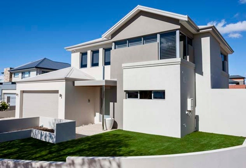 Double storey Mount Pleasant House by Bellagio Homes