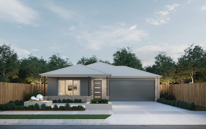3 beds, 2 baths, 2 cars, 22.10 square facade