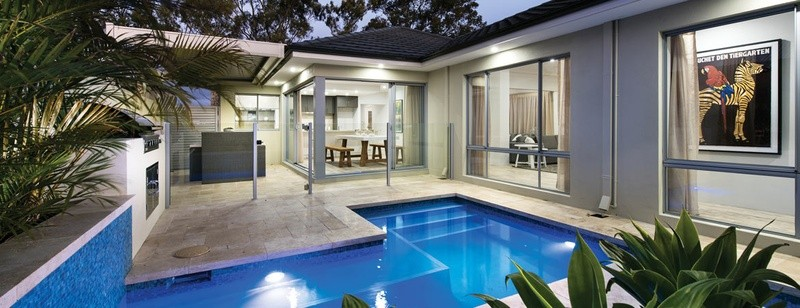 Single storey The Bunker Bay House by Complete Homes