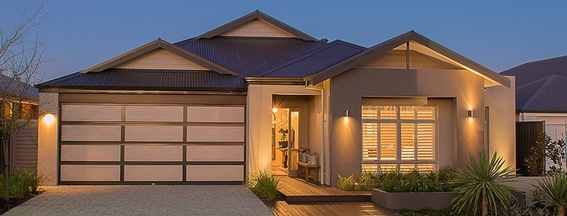 Single storey The Pescara House by Commodore Homes
