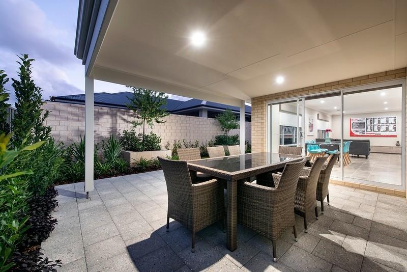 Single storey Dream Alonzo House by DreamStart Homes