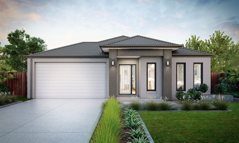 Single storey Loxton Mk2 House by SJD Homes