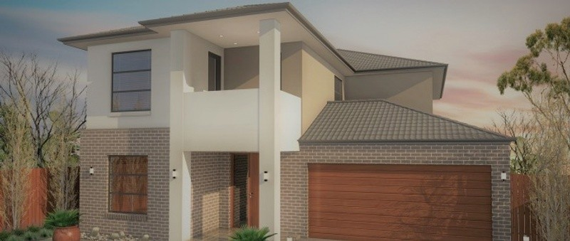 Double storey Montbury 40 - Plato House by Singh Homes