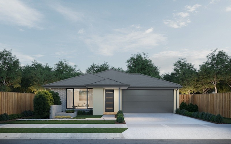 4 beds, 2 baths, 2 cars, 21.90 square facade