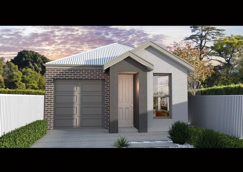Single storey NL 145 House by Affordable Family Homes SA