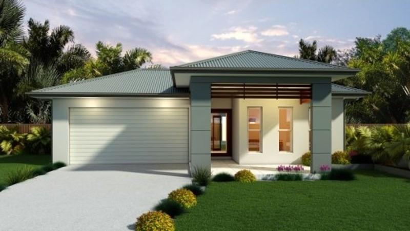 Single storey Alpha 4 House by Grady Homes