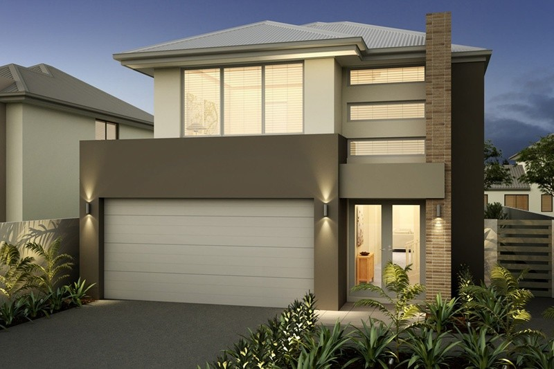 Double storey THE AMBROOK House by Renowned