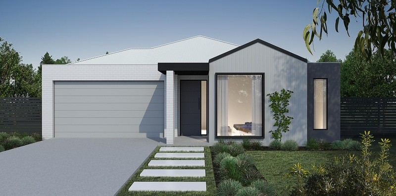 Single storey Mink 06  by Mink Homes