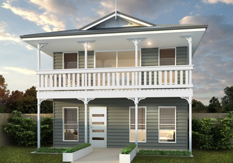 Balmoral house design by Rivergum Homes SA