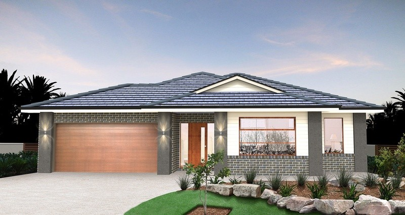 Single storey Varano 305 MK2 House by Bentley Homes