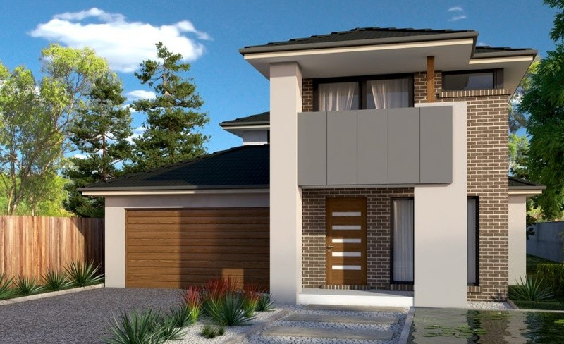 Double storey Flinders House by Cavalier Homes