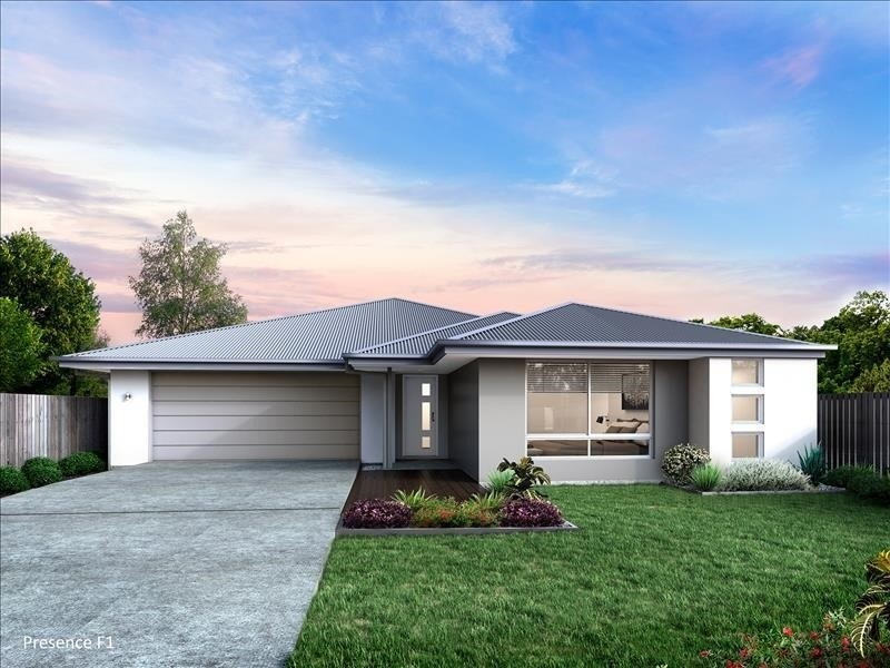 Single storey Presence 290 - F1 House by Integrity New Homes