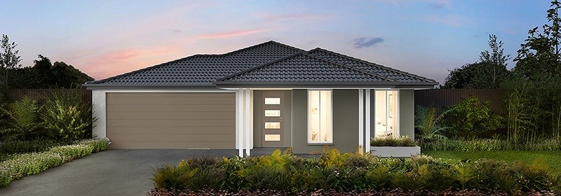 Single storey Daylesford 24 House by Aston Homes
