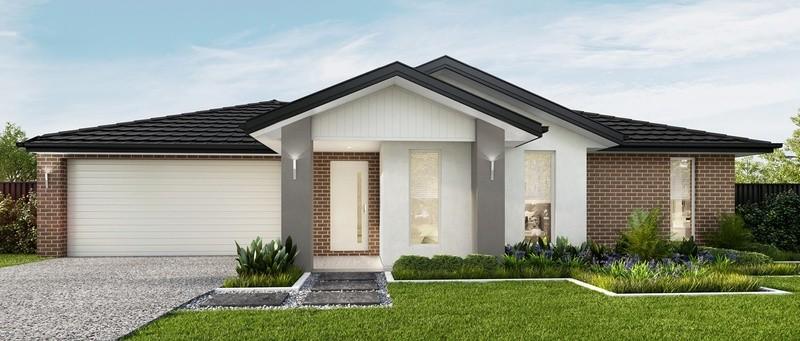 Single storey Concord 17 House by Avida Homes