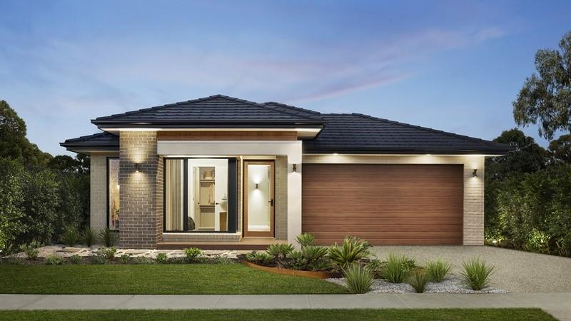 Single storey Storm House by Beachwood Homes