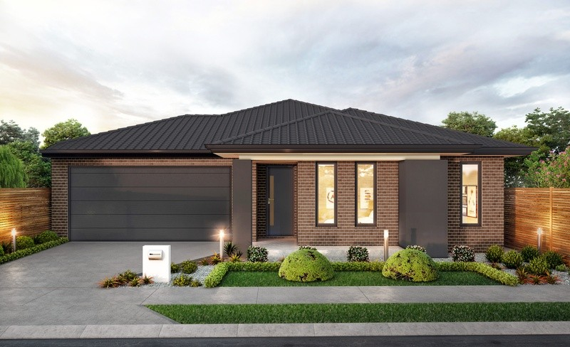 4 beds, 2 baths, 2 cars, 19.85 square facade