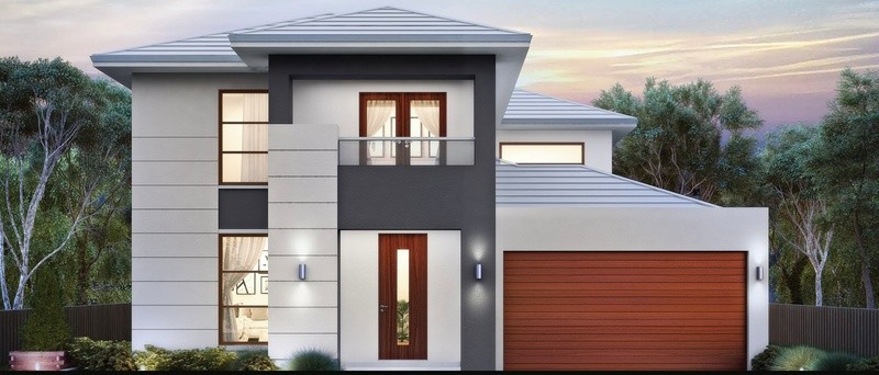 Double storey Havana 44 - Plato House by Singh Homes
