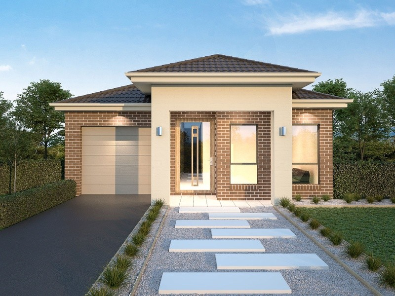 Single storey Erina House by BuildTec Homes