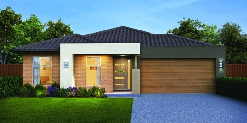 Single storey Avant Garde House design